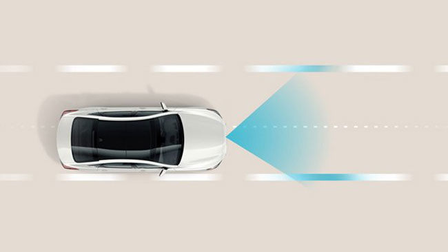 Cảnh báo về sự chú ý của người lái xe (DAW) trên xe Huyndai Sonata