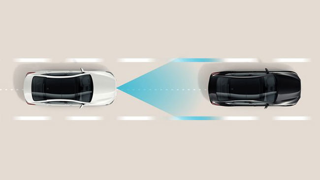 Hỗ trợ lái xe trên đường cao tốc (HDA) trên xe Huyndai Sonata