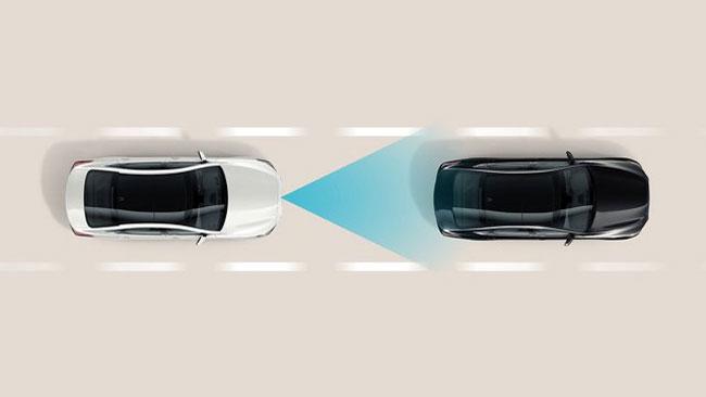 Kiểm soát hành trình thông minh (SCC) trên xe Huyndai Sonata