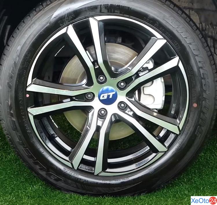 Mâm xe Subaru Forester 2.0i-S EyeSight GT