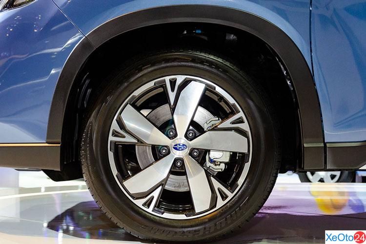 Mâm xe Subaru Forester 2021