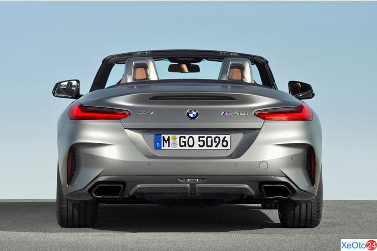 Phân đuôi xe BMW Z4