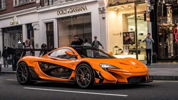 Siêu xe McLaren P1 LM