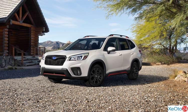 Subaru Forester 2021 Srport