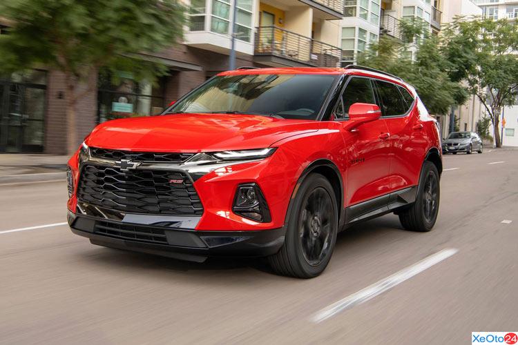 Xe Chevrolet Blazer 2020