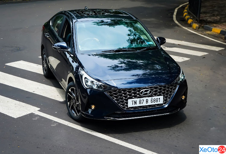 Xe Huyndai Accent 2021