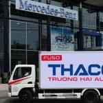 Thương hiệu xe Thaco Trường Hải