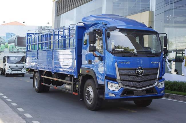 Xe tải Thaco Auman