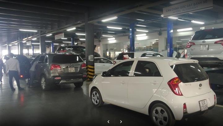 Các dịch vụ tại Showroom Mazda Bình Phước - Mazda Đồng Xoài