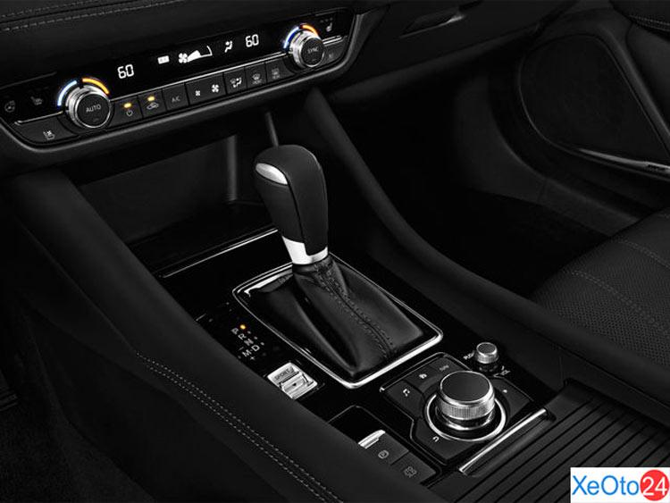 Cần số xe Mazda 6 2021