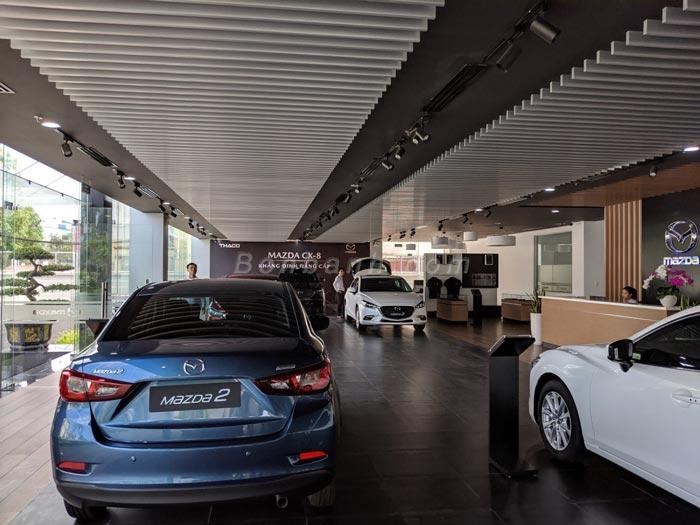 Chất lượng và dịch vụ xe ô tô tại đại lý Mazda Thanh Hóa được đánh giá cao