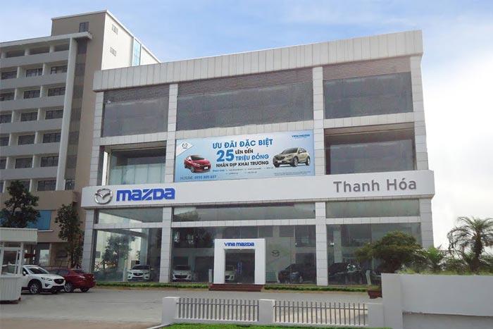 Đại lý ô tô Mazda Thanh Hóa – Mazda Phường Đông Hải