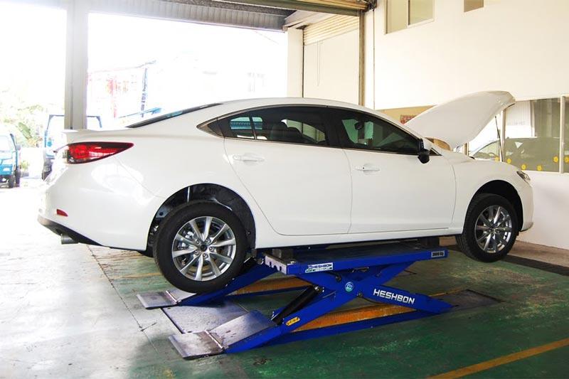 Dịch vụ sửa chữa Đại lý Mazda Vĩnh Long - Mazda xã Tân Ngãi