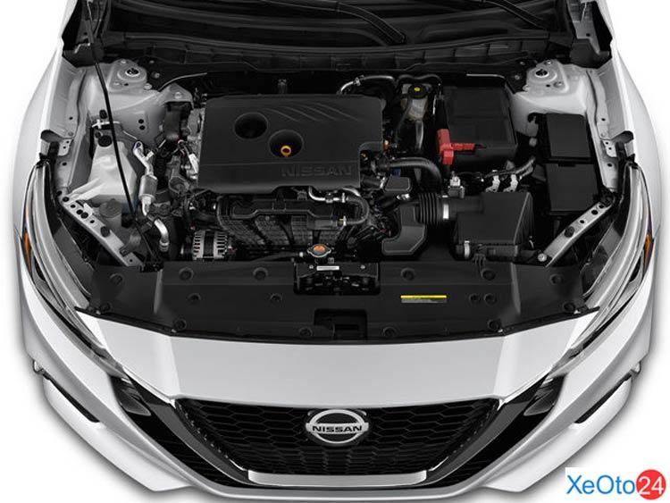 Động cơ đươc trang bị trên xe Nissan Altima 2021