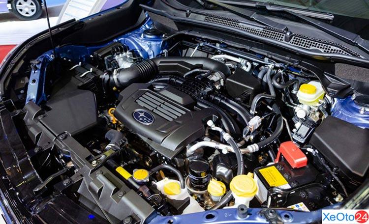 Động cơ xe Subaru Forester 2.0i-L