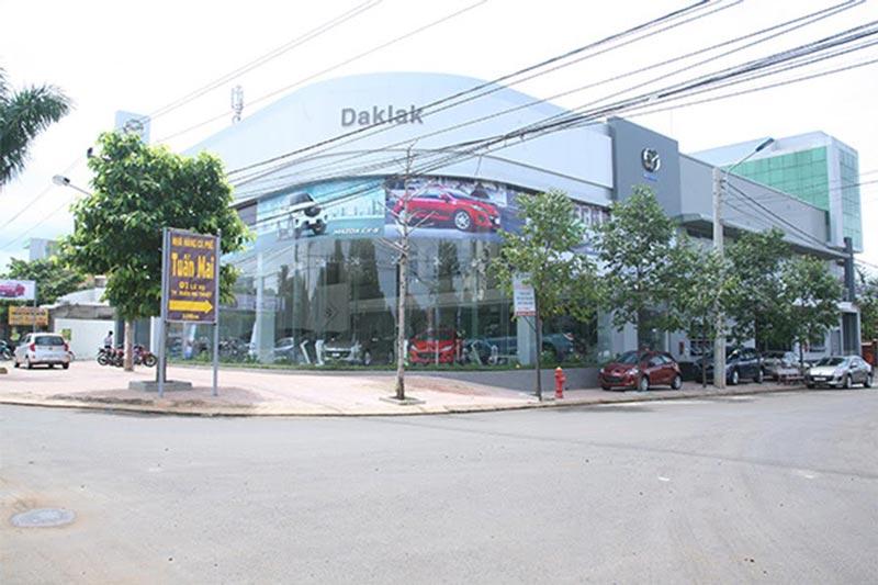 Hình ảnh Showroom Mazda Đắk Lắk - Mazda Buôn Ma Thuột