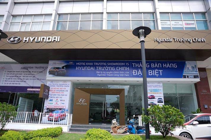 Hyundai Trường Chinh Showroom 1S