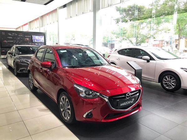 Mazda 2 – Dòng xe cá nhân cỡ nhỏ