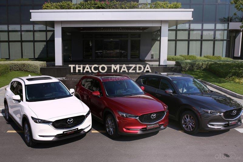 Mazda ra mắt nhiều sản phẩm đáp ứng nhu cầu của khách hàng