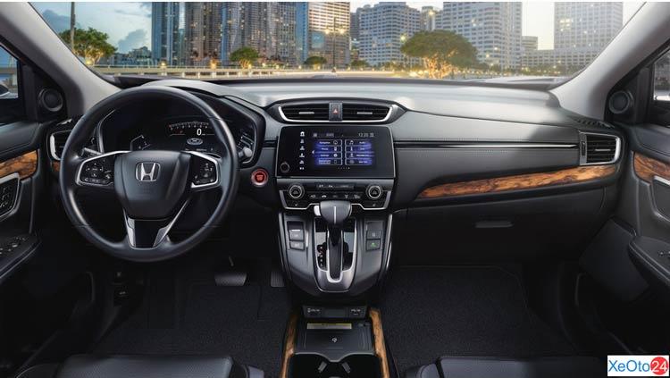 Tổng quan hàng ghế lái xe Honda City 2021