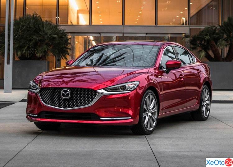 Xe Mazda 6 2021