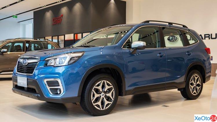 Xe Subaru Forester 2.0i-L