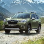 Xe Subaru Forester 2.0i-S EyeSight
