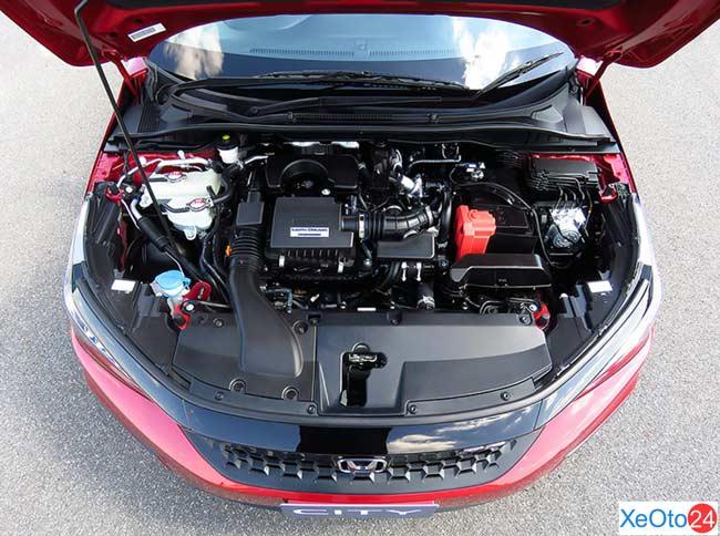 Động cơ trên xe Honda City 2021