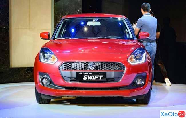 Phần đầu xe Suzuki Swift