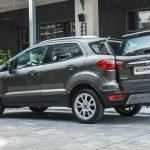 Phần thân xe Ford Ecosport 2021