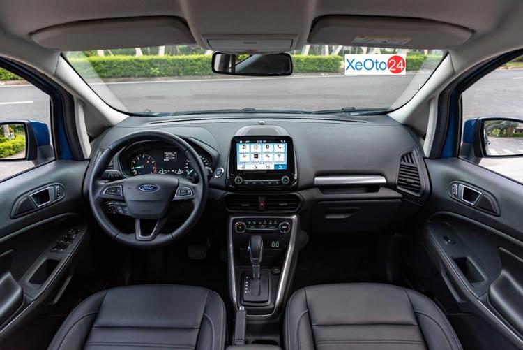 Tổng khoang lái xe Ford Ecosport 2021