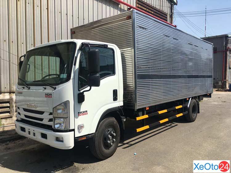 Giá xe tải Isuzu 5 Tấn