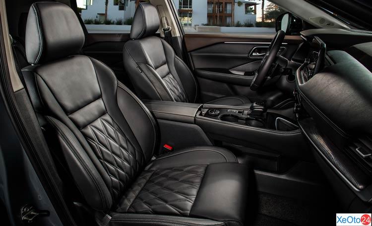 Nội thấti xe Nissan X-Trail 2021