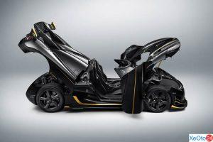 Siêu xe Koenigsegg Agera RS