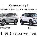 Tìm hiểu xe Crossover là gì
