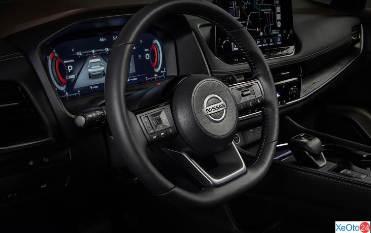 Vô lăng Nissan X-Trail 2021