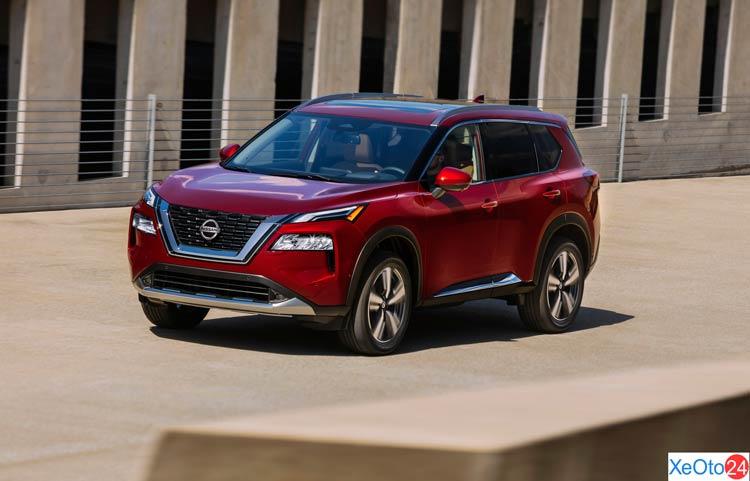 Xe Nissan X-Trail 2021