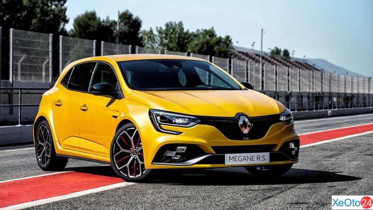 Xe Renault Megane R.S