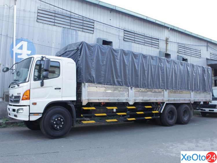 Xe tải Hino 15 tấn