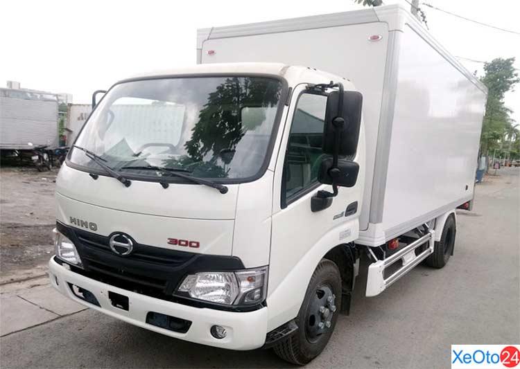 Xe tải Hino 2.5 Tấn