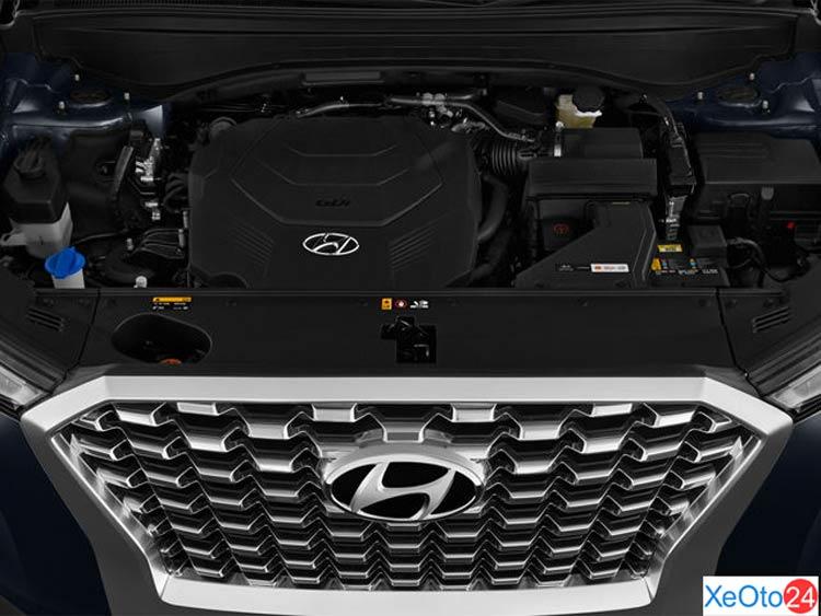 Động cơ Hyundai Palisade 2021