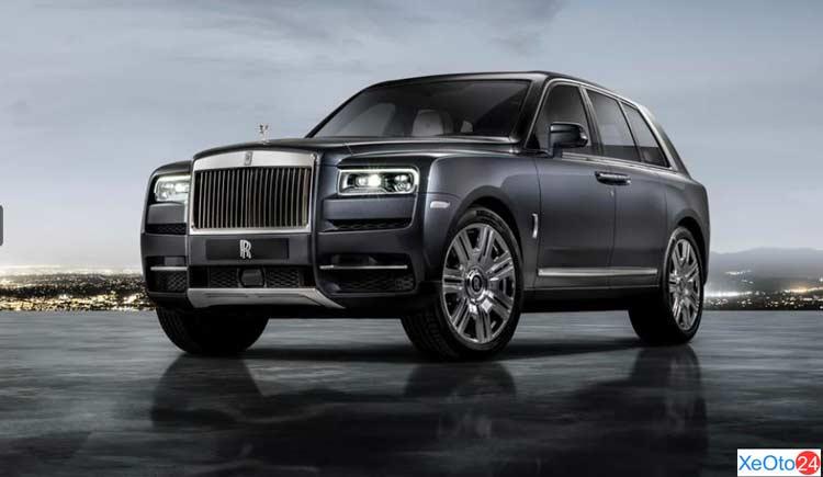 Xe Rolls-Royce Cullinan 2021